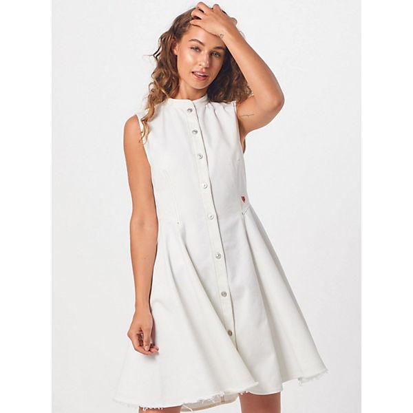 G Blusenkleider Bristum star Raw Weiß Blusenkleid VqUMSzp