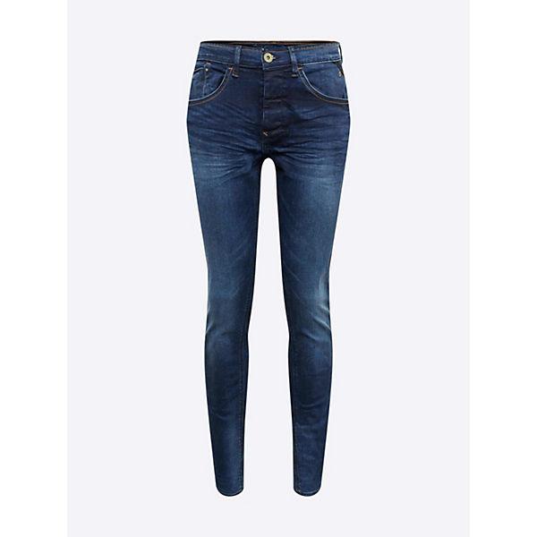 Blue Twister Blend Jeans Jeanshosen Straight Denim Regular oWBedCxr