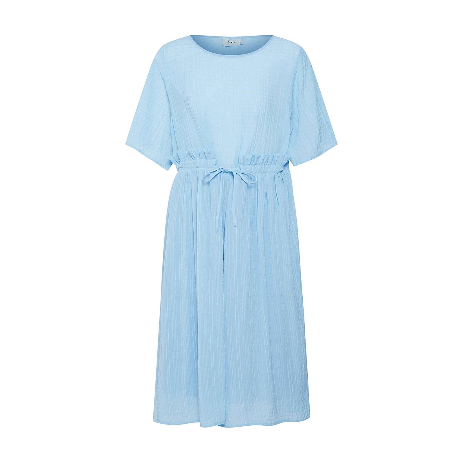 Moves Sommerkleid Sommerkleider blau Damen Gr. 36