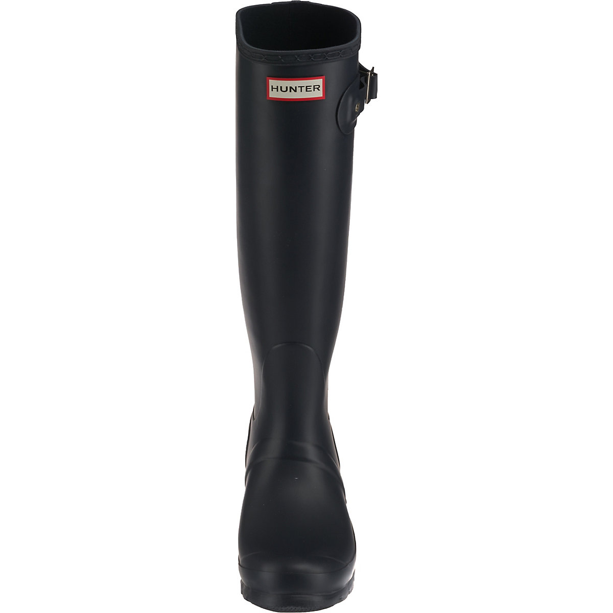 Hunter, Womens Original Tall Gummistiefel, Dunkelblau