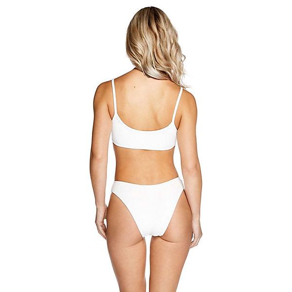 Rib Weiß hose hosen Bikini Sunfire Bikini Sapph UMpGSVqz