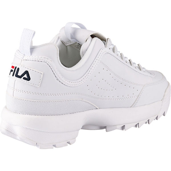 Fila Disruptor Sneakers Low Weiß