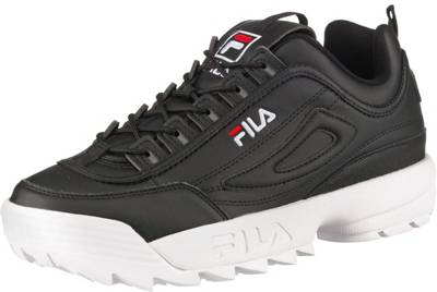 FILA, Disruptor Sneakers Low, beere