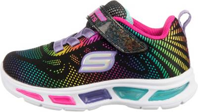 SKECHERS, Sneakers low JUMPIN' JAMS für Mädchen, pink