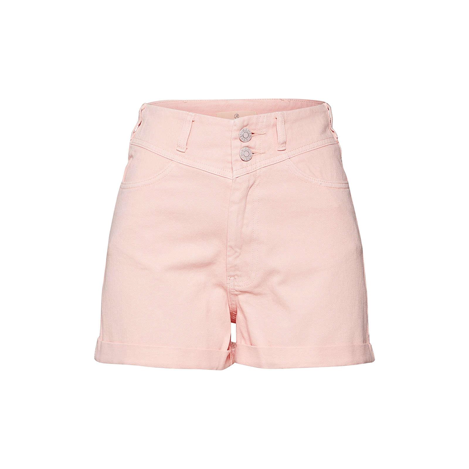 Review Jeans Jeansshorts rosa Damen Gr. 42
