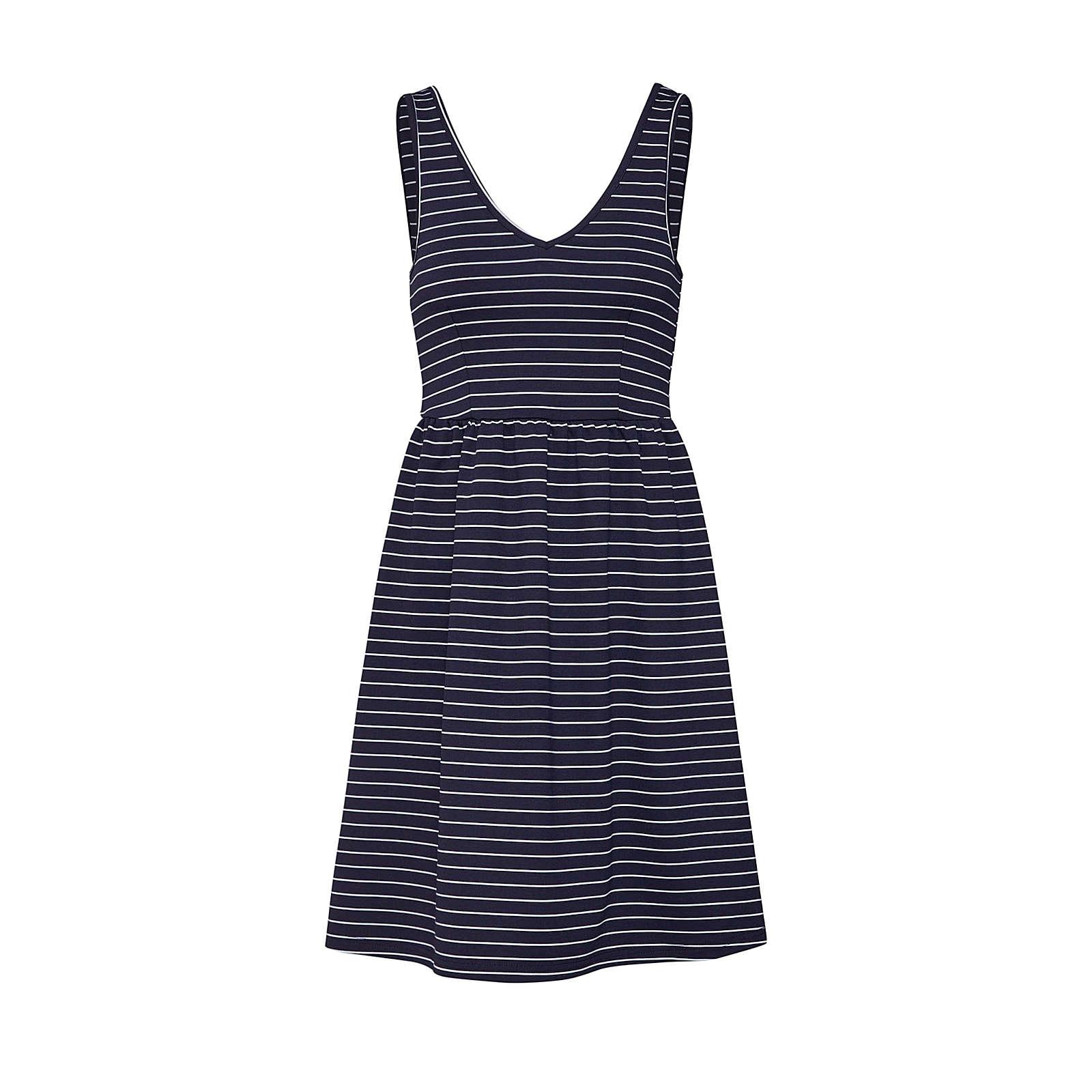 ONLY Sommerkleid JOY Sommerkleider weiß Damen Gr. 38