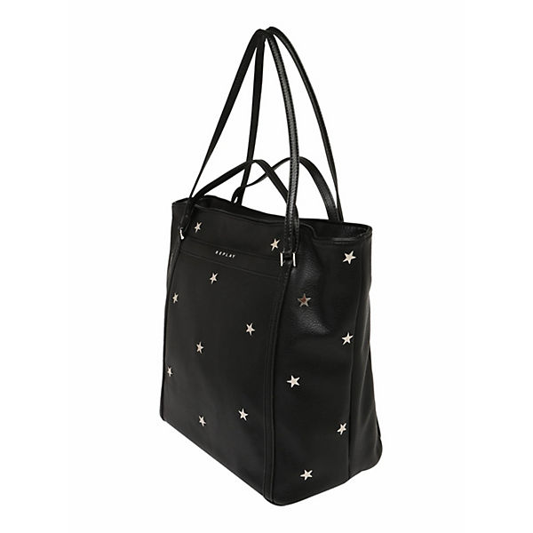Shopper Shopper Replay Schwarz Replay Handtaschen Handtaschen Replay Shopper Handtaschen Schwarz Replay Shopper Schwarz xoeBrCd