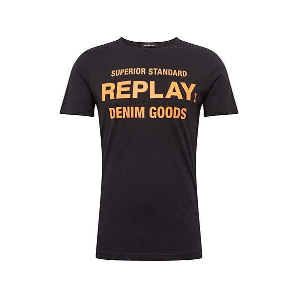 shirts shirts Shirt Replay Shirt T Anthrazit Shirt Replay Replay T T Anthrazit kPnO0w8