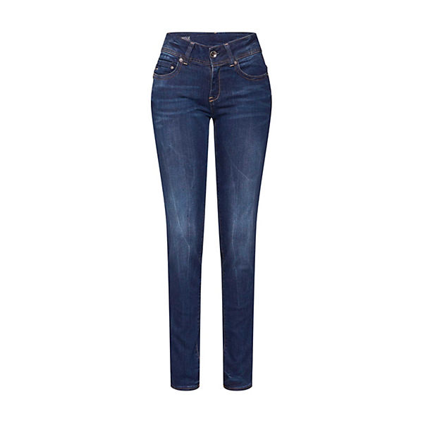 G Raw Jeanshosen Blau star Midge Saddle Jeans CBshQrdxt