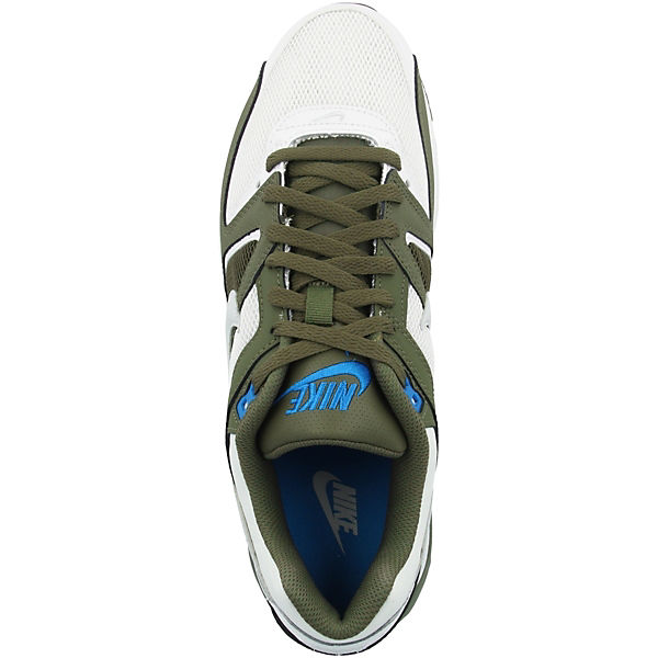 Schuhe Weiß Command Sportswear Air Max Sneakers Low Nike 3Lq5ARc4j