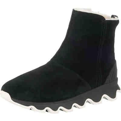 Kinetic Short-black, Sea Salt Winterstiefeletten