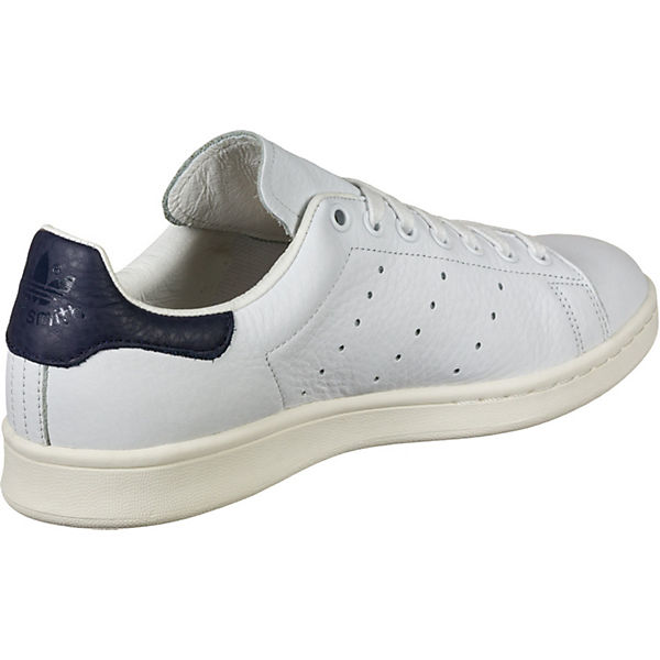 Weiß Low Stan Sneakers Originals Schuhe Smith Adidas qSUGpVzM