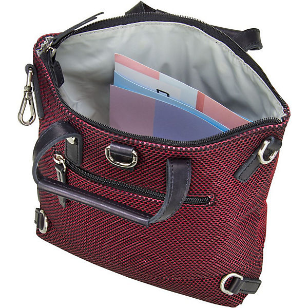 change Mini Mesh Bag 6176 Tagesrucksäcke Jost RucksackDaypack Rot X zMqSVGpU