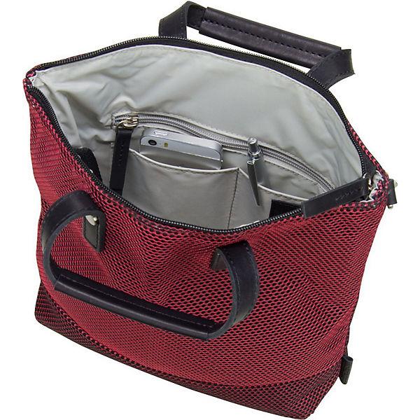 RucksackDaypack Bag change Silber Tagesrucksäcke Mini Mesh Jost 6176 X SMVzpGUq