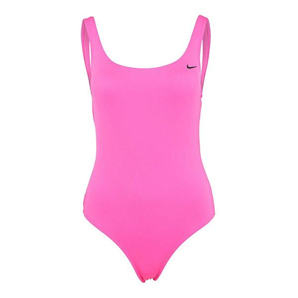Solid Pink Swim Badeanzüge Nike Sportbadeanzug mN8wvn0