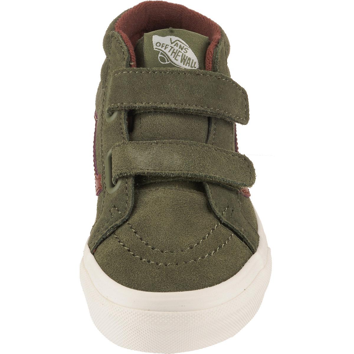 Vans, Sneakers High Comfycush Sk8 Mid Reissure V Für Jungen, Grün