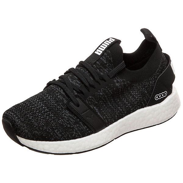 Puma Schuh Nrgy Neko Knit Engineer Schwarz Sneakers Low iuXPkZ