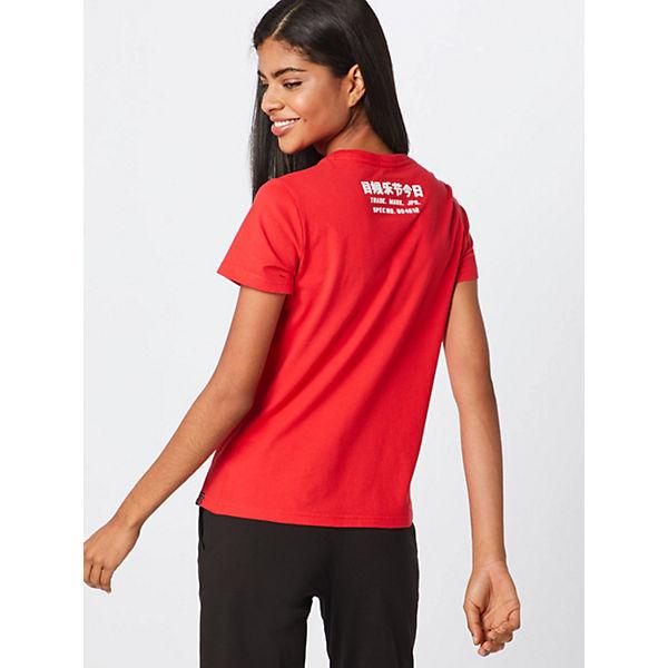 shirts Shirt shirts shirts T Weiß Shirt Superdry Superdry Superdry T Shirt Weiß T KlcF1J