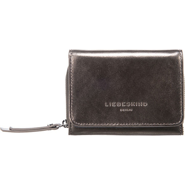 Basic Slg Metallic Pablita Wallet Medium Portmonnaie