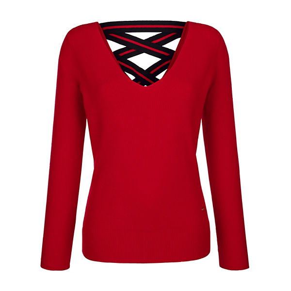 Rot Rot Vermont Pullover Amy Amy Pullover Vermont Pullover Rot Vermont Amy Amy cjL354AqR