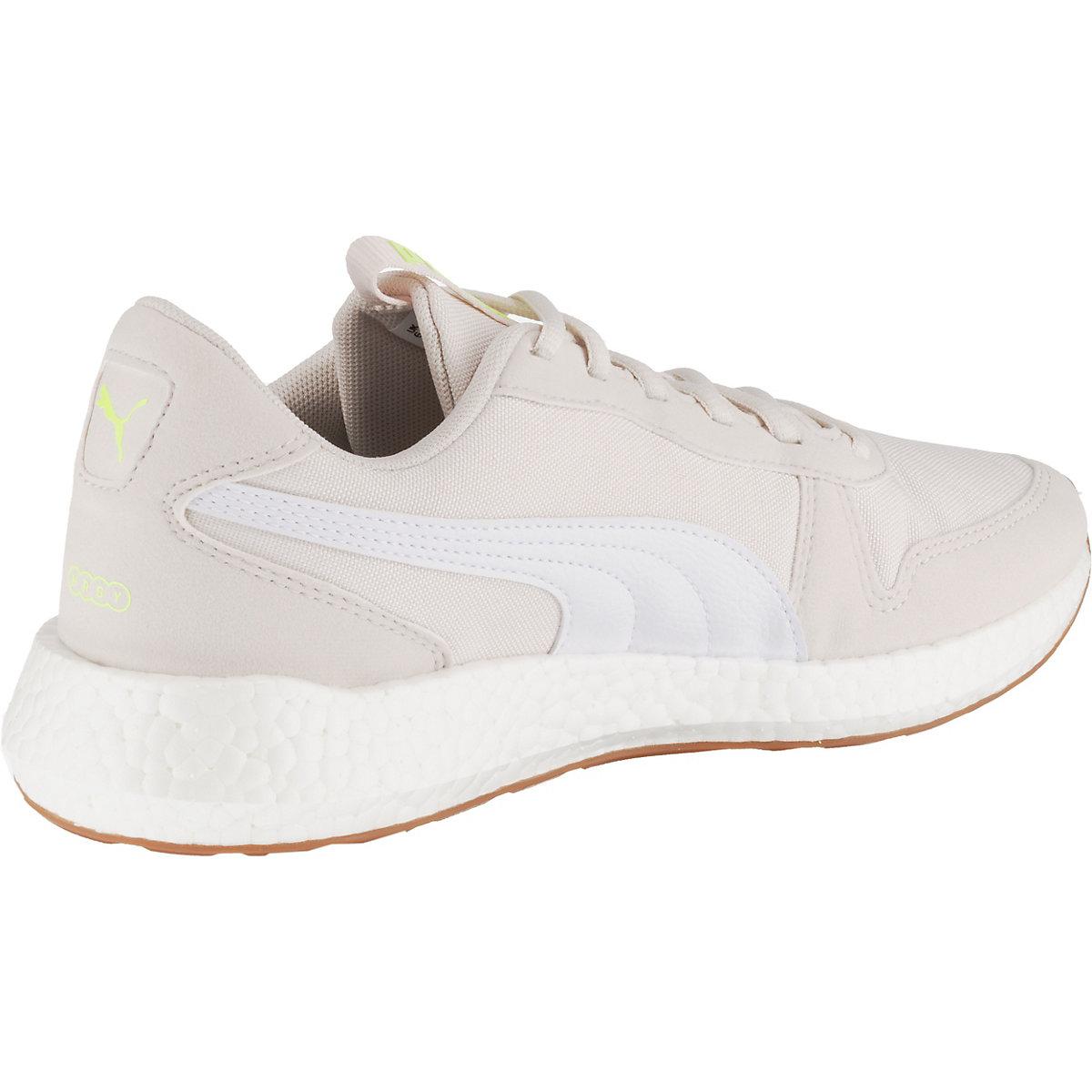 Puma, Nrgy Neko Retro Sneakers Low, Creme