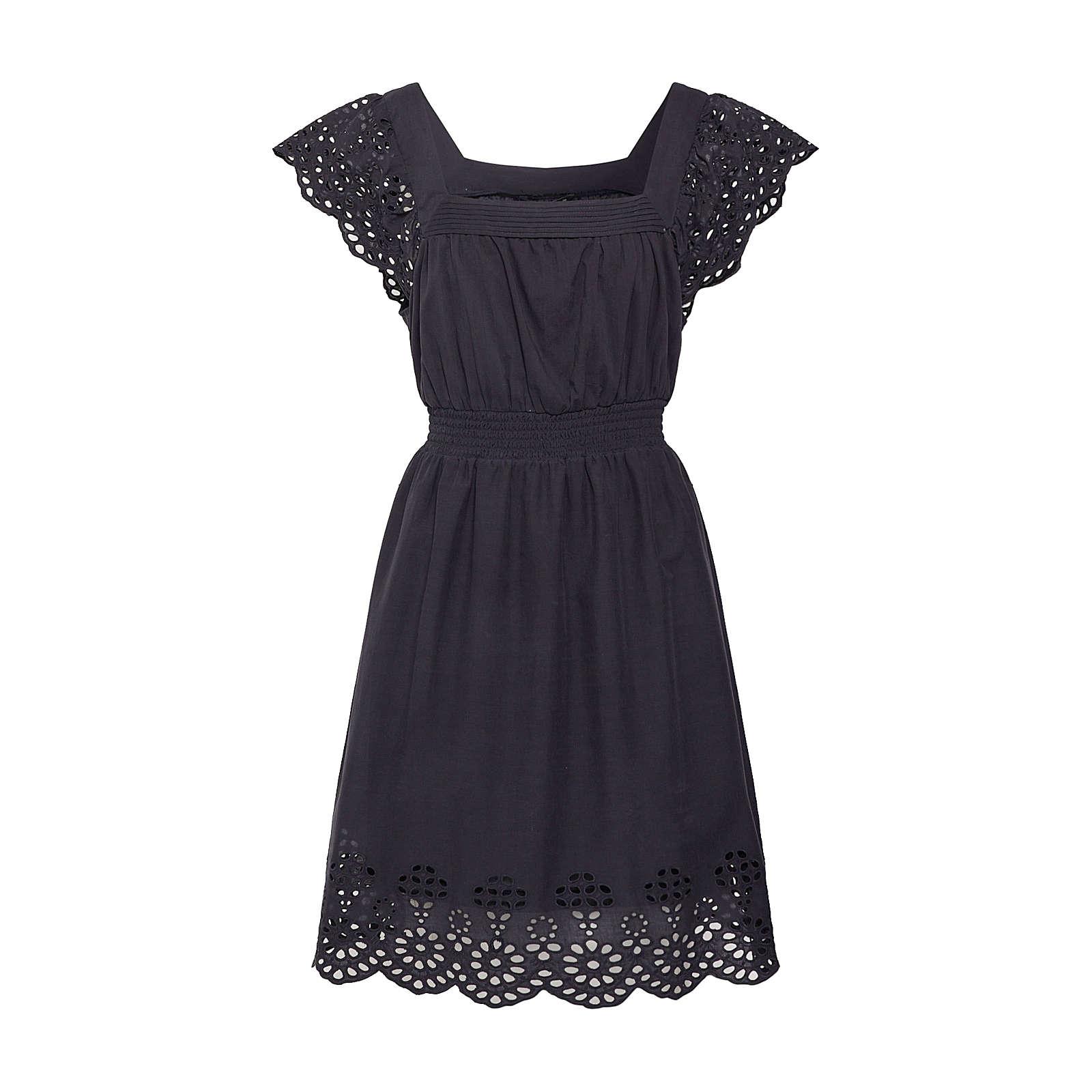ONLY Sommerkleid Sommerkleider schwarz Damen Gr. 40