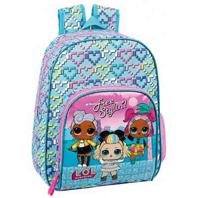 Kinderrucksack L.O.L Surprise! Hearts