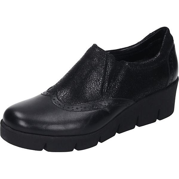 Erstaunlicher Preis Comfortabel Komfort-Slipper schwarz