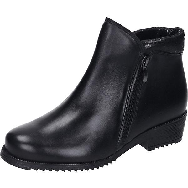 Erstaunlicher Preis Comfortabel Komfort-Stiefeletten schwarz