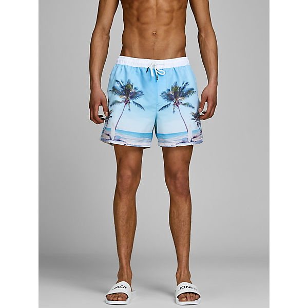 Jackamp; Badeshorts Print Jones Urlaubs Weiß 9YHeWED2Ib