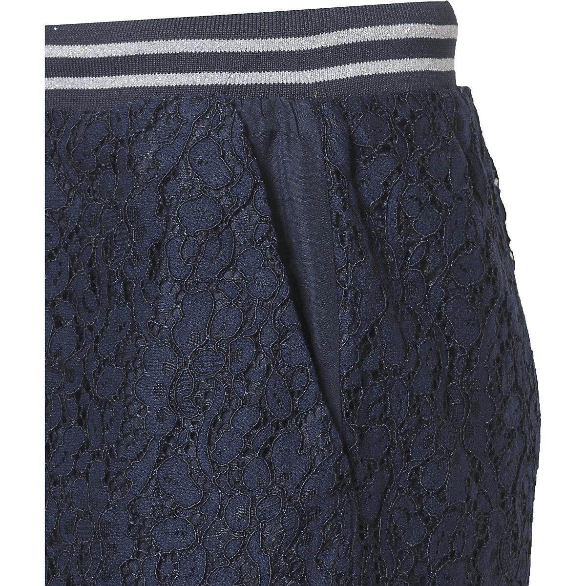 KIDS ONLY, Shorts KONVILJA für Mädchen, dunkelblau