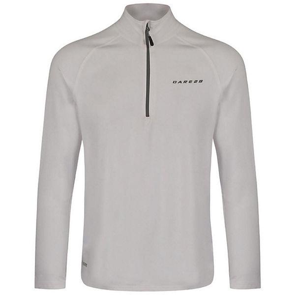 Iii Str Dare2b Dare Weiß Fuseline Langarmshirts Shirt 2b 34ALqjR5