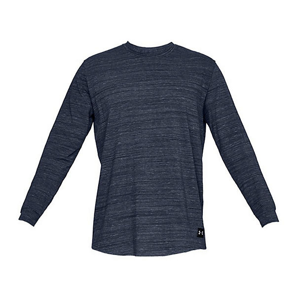 Under Shirt Sportstyle Ls Metallicblau Armour Langarmshirts PiOulkXZwT