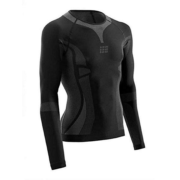 Cep Shirt Ultralight Active Schwarz Langarmshirts kiPTOZXu