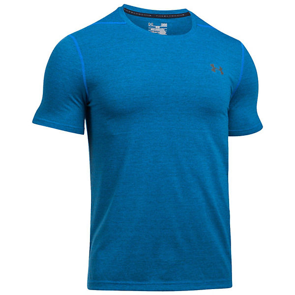 T shirts Ua Under Armour T Ss Threadborne Blau shirt Seamless 4qAj35RL