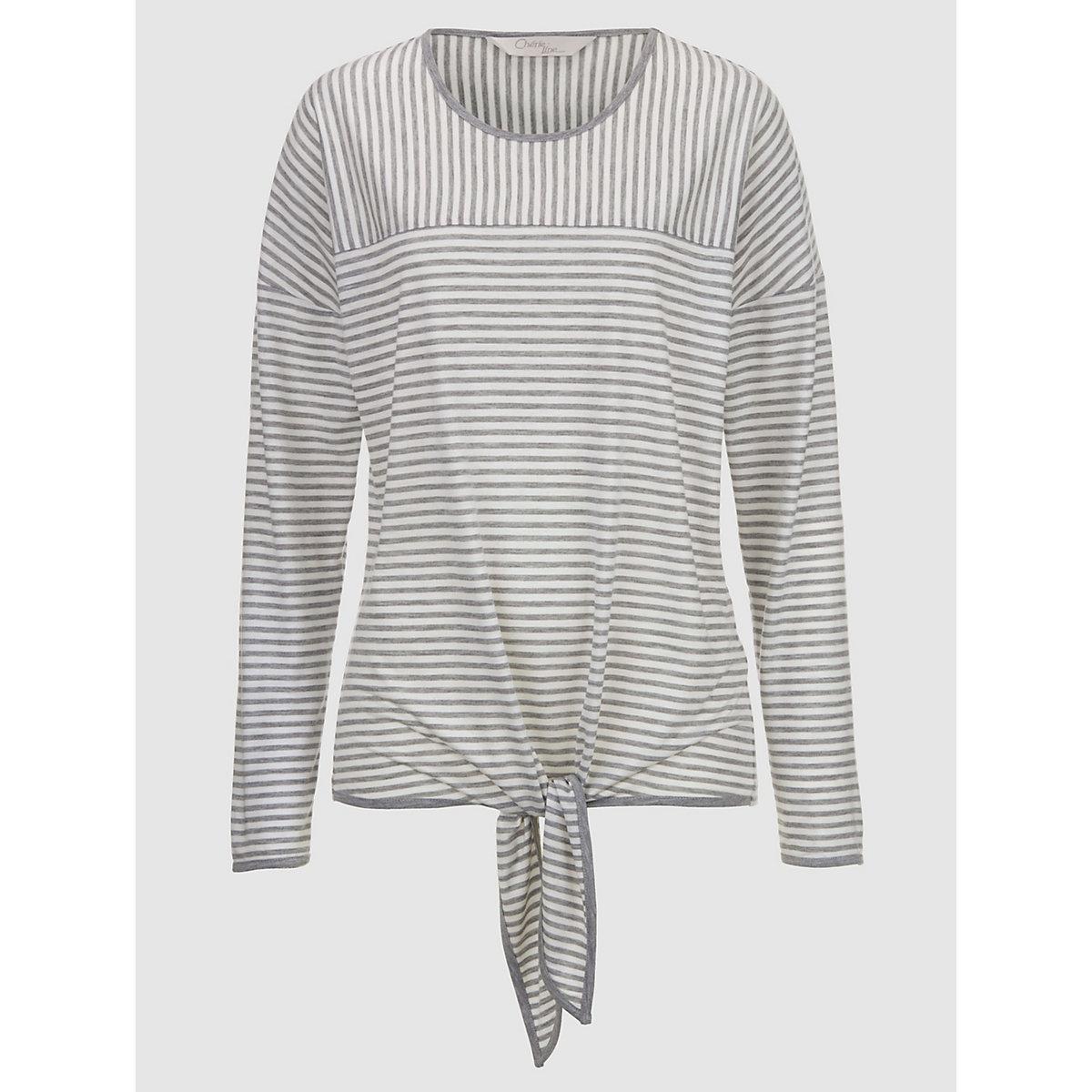 Ringella Schlafanzug langarm Schlafanzüge grau