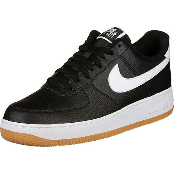 Low Schwarz 1 Nike Schuhe Sneakers Force grau Air '07 uF3J1TlKc
