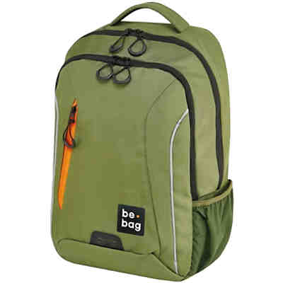 Schulrucksack be.bag be.urban chive green (Kollektion 2019/2020)