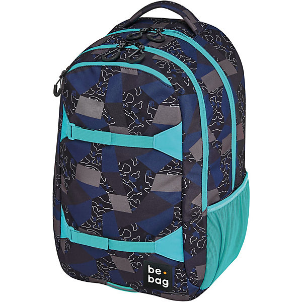 Schulrucksack be.bag  be.explorer edgy labyrinth (Kollektion 2019/2020)
