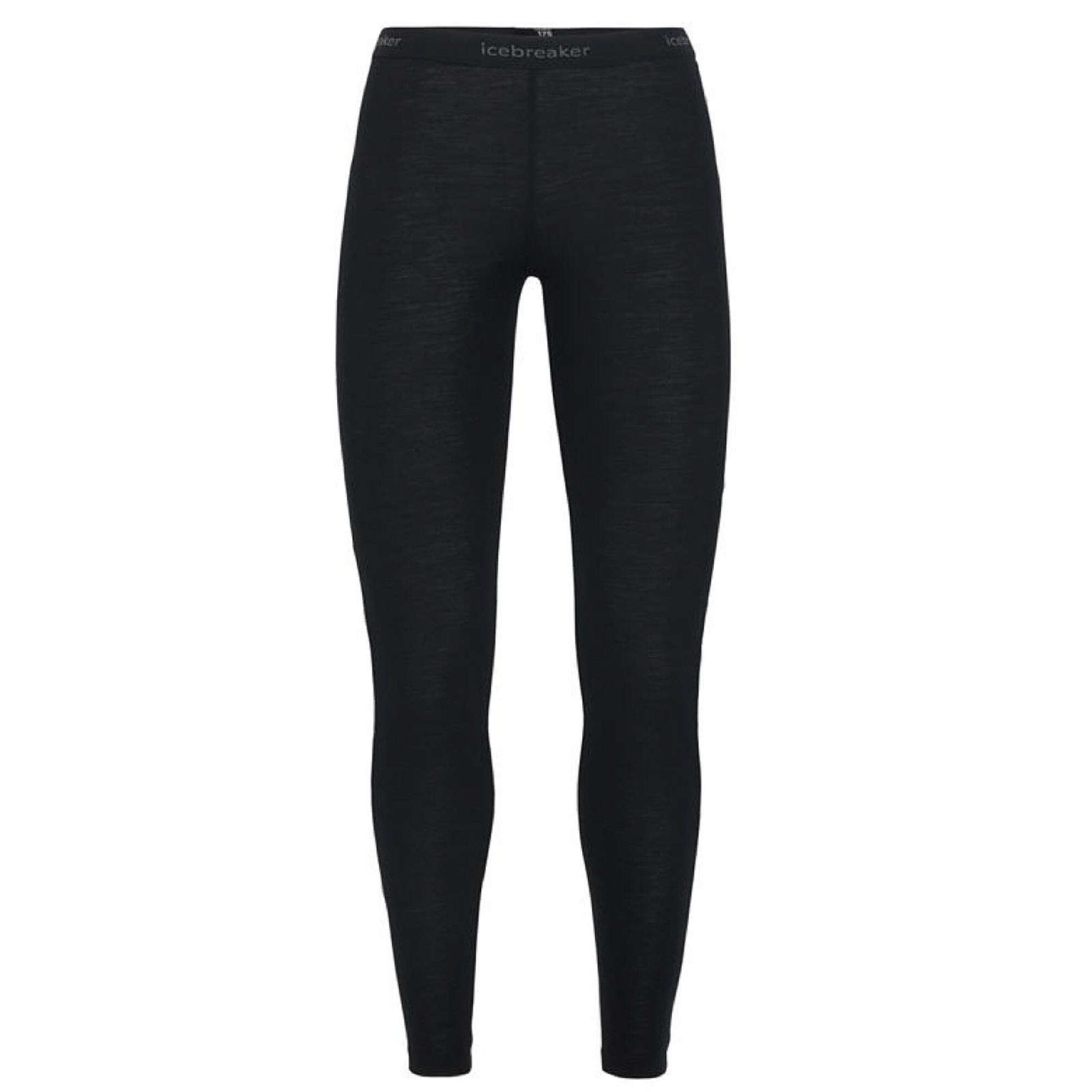 Icebreaker Leggings BF200 Legging Outdoorhosen schwarz Damen Gr. 40