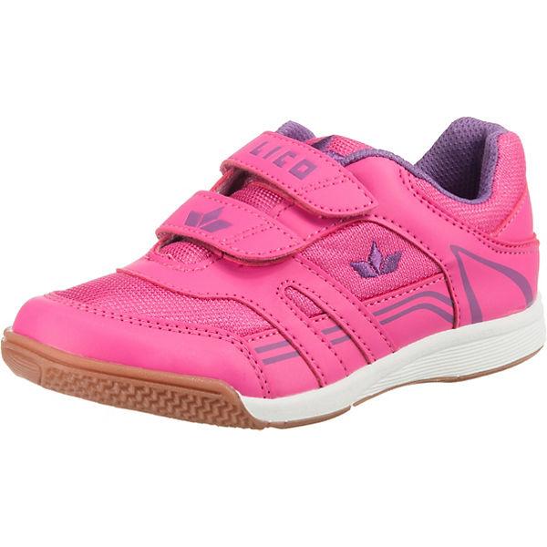 Gutes Angebot LICO Sportschuhe ACTIVE für Mädchen pink-kombi