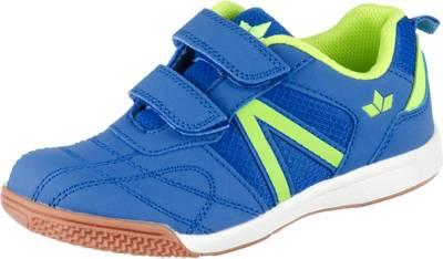 LICO, Sportschuhe First Indoor V für Jungen, blau