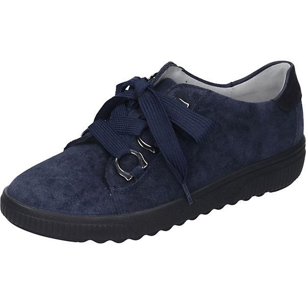 best sneakers 5307e c3a9d WALDLÄUFER, Klassische Halbschuhe, blau