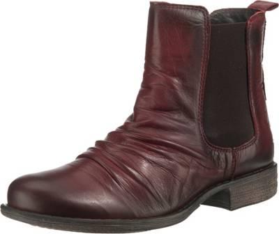 Paul Vesterbro, Chelsea Boots, dunkelrot