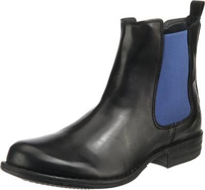 Paul Vesterbro, Chelsea Boots, blau