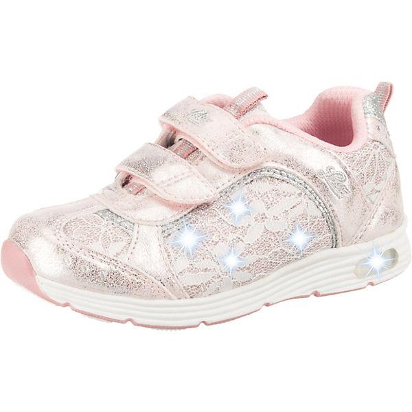 Gutes Angebot LICO Blinkschuhe Rose Blinky für Mädchen rosa