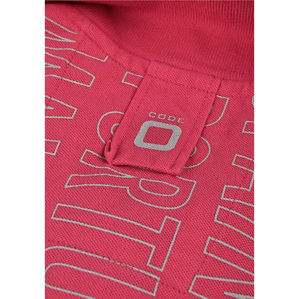 Series Poloshirt Pink Polo Poloshirts zero Shirt Tp52 Code Super Damen lcFK1J
