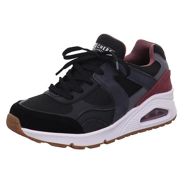 Schwarz Sneakers Sneaker Low Low Skechers Sneakers Sneaker Skechers Schwarz WEDHIe9Y2