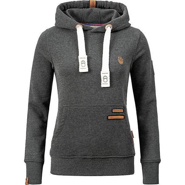 Sweatshirts Damlaa Damlaa Navahoo Sweatshirts Kapuzensweatshirt Kapuzensweatshirt Grau Navahoo Grau 8Omn0wPyNv