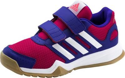 Adidas Damen Damenschuhe Halbschuhe Ax2 Mid Cp K Lila Pink